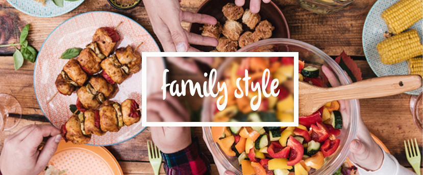 Family style copy
