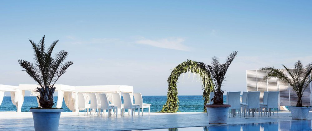 Among The Wide Choice Of Venues In Ibiza For Your Wedding Celebration Hotels Represent One Most Convenient You Can Say Goodbye To All